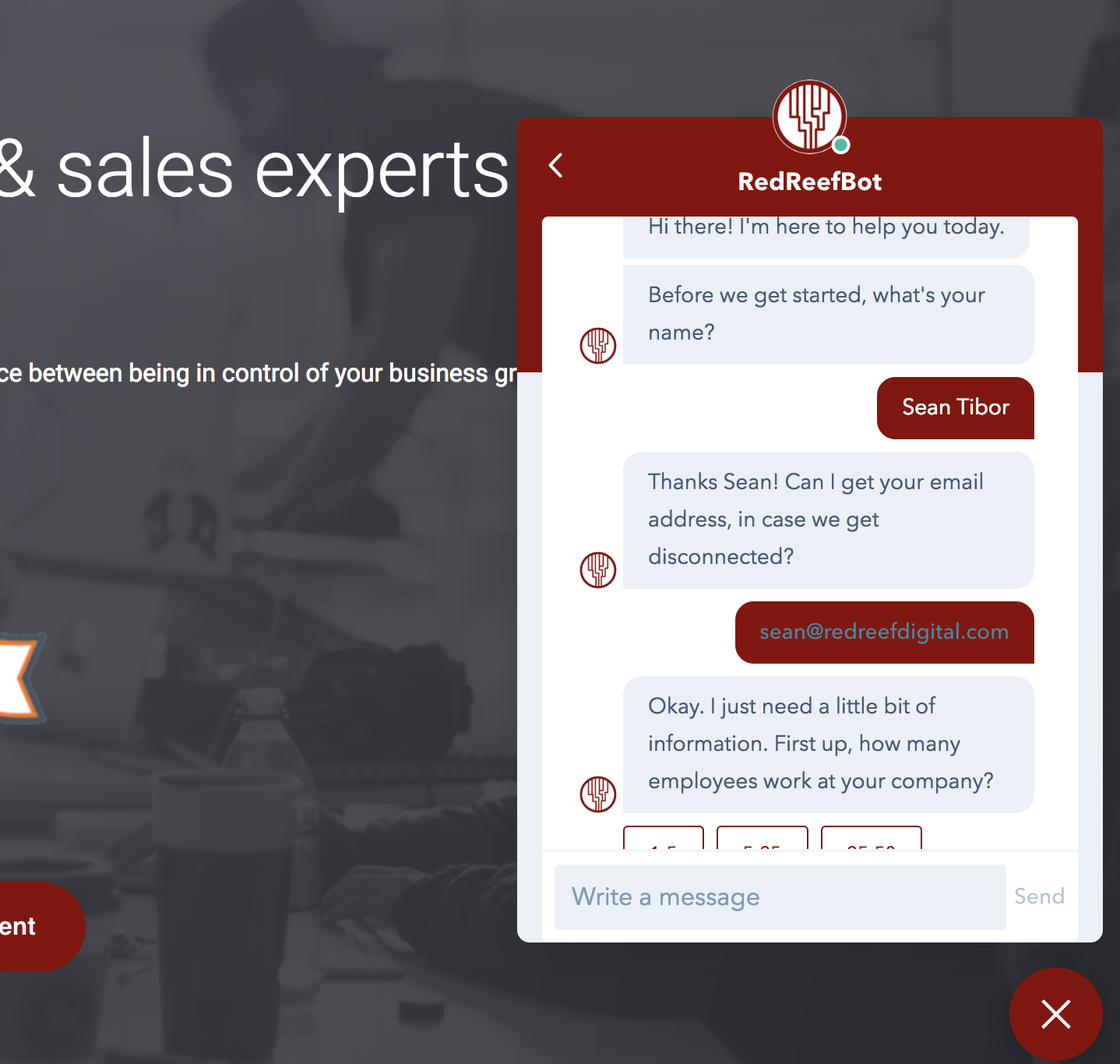 First Impressions of the New Hubspot Conversations Tool